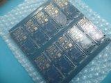 монтажная плата PCB золота 4layer с голубым PCB маски