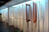 固体食器棚のルーバードア(キャビネットのルーバードア)