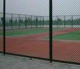 Omheining van de Link van de Ketting van de Draad van de Legering van het aluminium de Flexibele voor het Gebied van de Sport