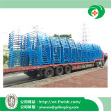 Cremalheira de aço popular do armazenamento para o transporte com aprovaçã0 do Ce