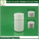 Frasco plástico do comprimido do cilindro do HDPE 70ml