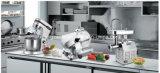 식품 가공기 고기 절단기 자동 장전식 고기 저미는 기계