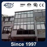 Окна здания 20% Vlt двойная, котор встали на сторону пленка подкраской серебряного солнечная