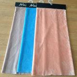 Hot Wolesale100% Polyester Plain Tricot Velours / Tissu Velours pour Textile Domestique, Literie, Canapé