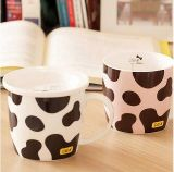 ホテルのための陶磁器の顧客用200mlコーヒー・マグ