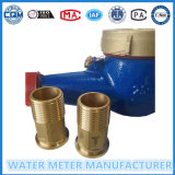 Multi-Jet Vane Wheel Water Meter