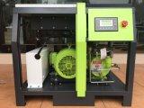 ベルト回転式ねじ空気圧縮機