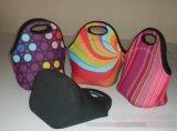 昼食袋のびんの袖が付いている高品質のネオプレン旅行食糧コレクション袋