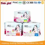 Оптовая продажа санитарной салфетки женщин в Китае, пусковых площадках фабрики сразу санитарных