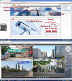 PC inalámbrico P2P de la cámara IP WiFi de cámaras de CCTV Proveedores