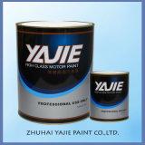 Краска автомобиля Yajie 2K красная для ремонта скреста