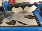 Tabella di taglio del plasma della tagliatrice del plasma di CNC per il condotto di HAVC
