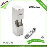 Ocitytimes 새로운 E 담배 기화기 카트리지 Cbd 기름 Vape 빈 0.5ml 유리제 Cbd 카트리지 또는 펜