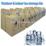 Direktes abkühlendes eingesacktes Eisspeicher-Sortierfach mit 1000 einer Würfel-Fuß-Kapazität
