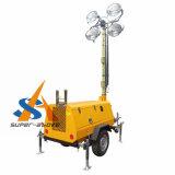 Dieselgenerator-Schlussteil-Typ beweglicher LED-Beleuchtung-Aufsatz