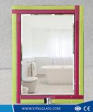 Décoration de poli miroir/robe argentée miroir teinté