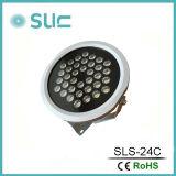Punkt-Licht der runden Form-DC24V 46W LED