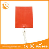 Globales heißes Drucken flexibler Jiangyin der Verkaufs-Silikon-Gummi-Heizungs-300X300 Heatbed