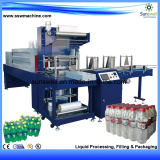 Film Shrink Wrapping Machine / Shrink Packing Machine pour bouteille d'eau