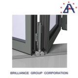 Portello Bi-Fold di alluminio/portello Bi-Fold di alluminio