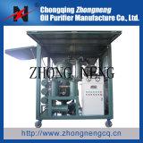 Purificatore di olio del trasformatore della Doppio-Fase di Zyd di serie per filtrazione dell'olio, riciclaggio dell'olio