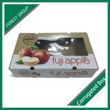 Impresión de encargo de una pieza de la caja de empaquetado de fruta