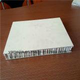 Painéis de alumínio alveolado para paredes e tetos de salas brancas