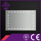 Jnh171 salle de bain décoratifs mur Rectangle point Mirror LED
