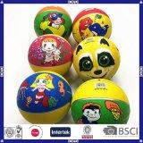 يجعل في الصين [هوتسل] كرة سلّة مطّاطة لأنّ أطفال