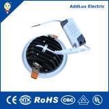 Cer RoHS 3W 5W 7W 10W PFEILER LED Downlight verdunkelnd