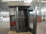 Oven van het Rek van het Gas van de Oven van het Rek van Commerical de Roterende