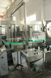 Maquinaria de enchimento automática da água bebendo com controle do PLC