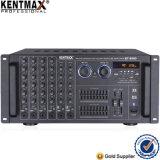 120W حماية قصيرة كاريوكي الصوت السلطة مكبر للصوت للبيع (بت-8000)