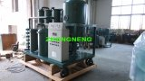 O purificador preciso do óleo lubrificante, petróleo usado vácuo recicl a máquina para a venda