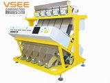 Pixel 5000+ CCD-Fühler-Reis-Farben-sortierende Maschine mit patentierter Ejektorpumpe