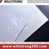 Panneau composé en aluminium de la résistance PE/PVDF d'altération superficielle par les agents atmosphériques pour le Signage extérieur