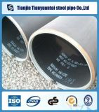 Línea tubo de acero API 5L X42 de Dn1200 Std LSAW