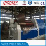 W12S-12X2500 type 4 machine hydraulique universelle de dépliement et de roulement de plaque de rouleau