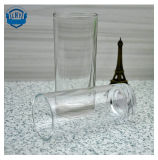 230ml бессвинцовое, высокотемпературная упорная, чашка фруктового сока, чашка молока, чашка напитка, прямая чашка, чашка пива