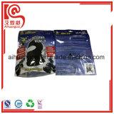 Fastfood- Plastiktasche für das weiche Schablonen-Verpacken