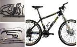 L'extrusion en alliage aluminium/aluminium tube/tuyau pour cadre de bicyclette de montagne