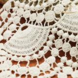 의복 부속품을%s L50009 중국 제조자 도매 여자 고품질 고리 레이스 목 손질