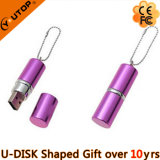 Beauty Lipstick Metal USB Flash Drive como presente promocional (YT-1214)