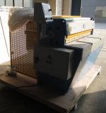 Da guilhotina de alumínio da placa da liga da elevada precisão Qh11d-3.5X1250 máquina de corte