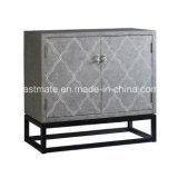 Table console contemporaine Table moderne Cabinet moderne avec étagères