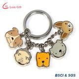 Huisdieren Keychain van de Herinnering van de douane de Leuke Veelvoudige