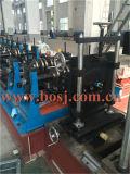 La escala de la pieza del andamio redondea la máquina de Rollformer