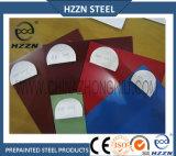 Placa de acero galvanizado prebarnizado