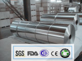 Het Broodje van de Aluminiumfolie van het Gebruik van Packageing van het Voedsel van legering 8011-0 0.01X290mm