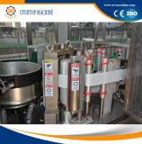 Automatische Glasflaschen-Etikettiermaschine